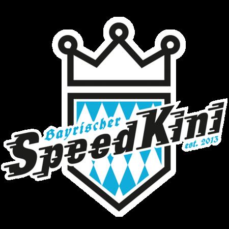 Speedkini-Aufkleber