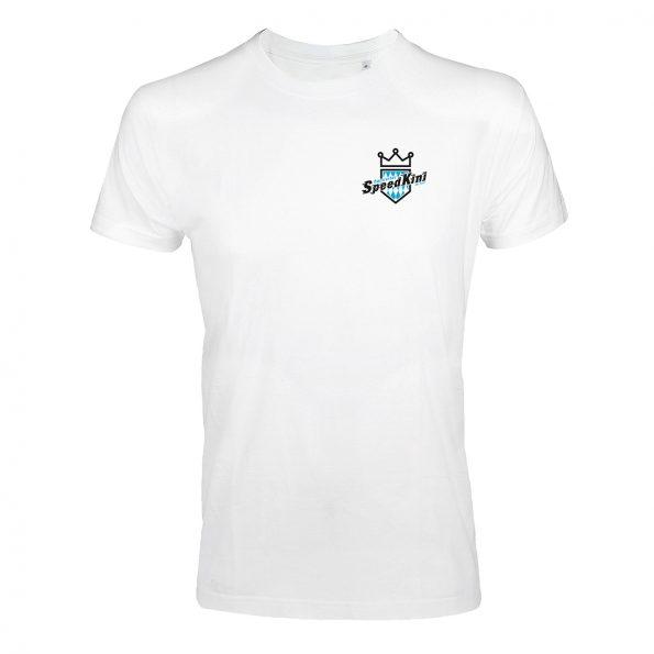 T-Shirt - Weiß - Vorderansicht